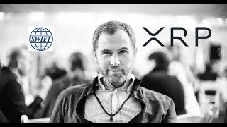 "Ripple XRP Is ""In Fact Taking Over Swift"" -Brad Garlinghouse"