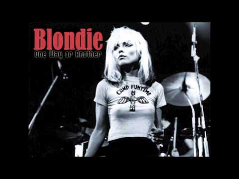Blondie - One Way Or Another isolated vocals, vocals only