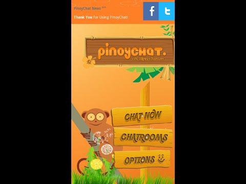 PinoyChat - The Filipino Chatroom Multi-platform Application