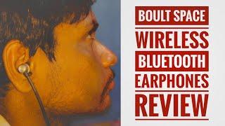 Boult Wireless Earphones (2018)
