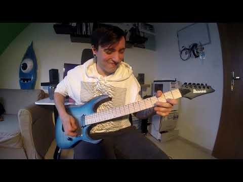 STRUNG OUT - NO APOLOGIES ♫ Guitar Cover Alexis Devaux ♫ mp3