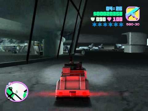 Nos Baggage Handler GTA Vice City Deluxe