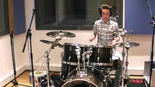 Charlie Singleton - Young Drummer of the Year 2016 Audition