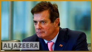 🇺🇸 Ex-Trump campaign aide Manafort to cooperate with Russia probe l Al Jazeera English