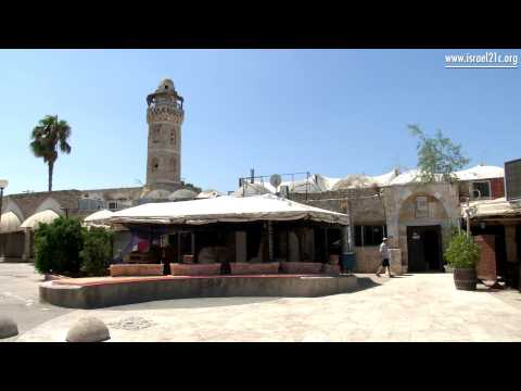Postcard from Israel: Ashkelon