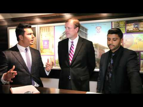 Ross Park Condos - Interview with Walter Thompson, Founder & President of Textbook Student Suites