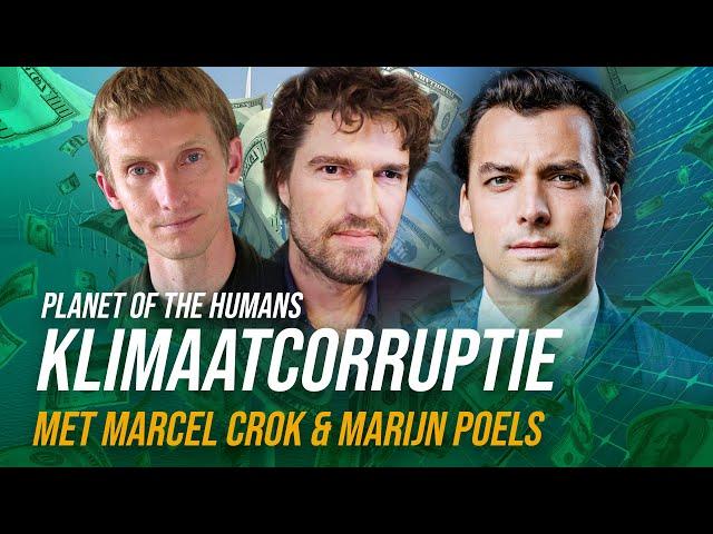 Planet of the Humans met Marcel Crok en Marijn Poels - FVD Journaal #18 LIVE