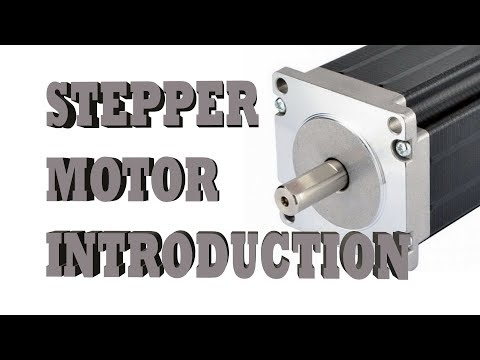 Stepper Motor Overview: Power Feed /CNC project, Part 3