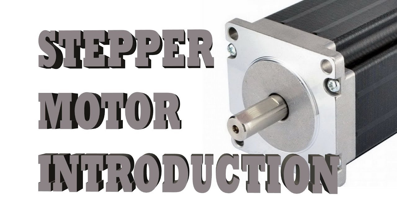 stepper motor overview power feed cnc project pt 3 [ 1280 x 720 Pixel ]