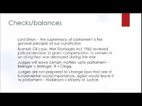Separation of Powers - Part 3