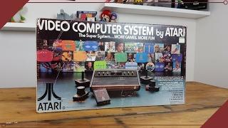 Atari 2600 Unboxing