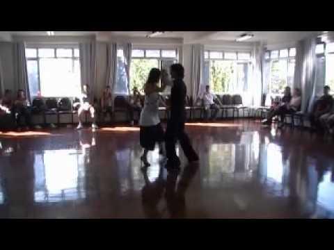 Gabriel Ferreira e lidiani Emmerich improviso Zouk...