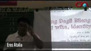 Mulat Likha Filipino: Ang Dagli Bilang Konstilasyon ng Wika, Identity at Kahulugan