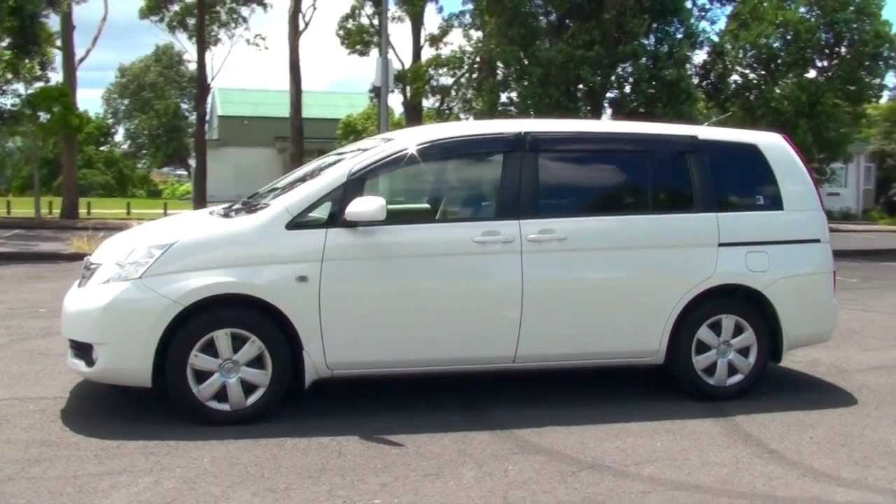 Toyota Isis For Sale In Jamaica