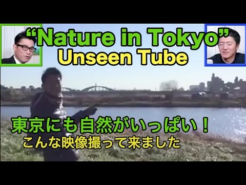 """Nature in Tokyo""「東京にも自然がいっぱい」"
