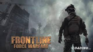 Frontline Force Warfare New Game by STJ Games | Android GamePlay | HD 2018 | Mission 5