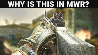 The Truth About MWR (Modern Warfare Remastered)