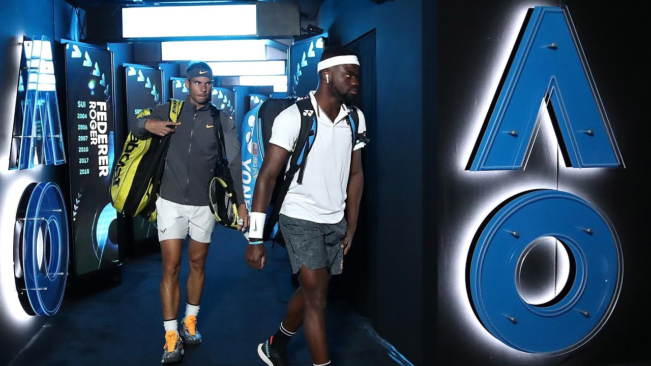 Go behind the scenes of The Australian Open | AO2020
