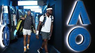 Go behind the scenes of The Australian Open | AO2020