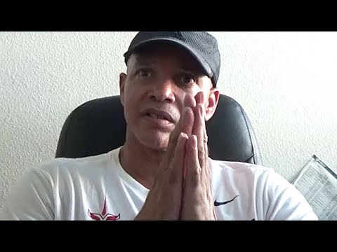 """(SAY WHAT?) VIRGIL HUNTER OFFERS TO TRAIN KOVALEV TO BE DEVASTATING BODY PUNCHER: """"HE'LL RESPECT ME"""""""