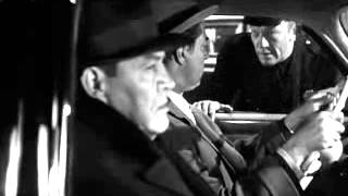 The Racket - (Scene ) Robert Ryan Robert Mitchum - (1951)..