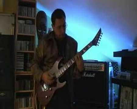 Starry night- Joe Satriani