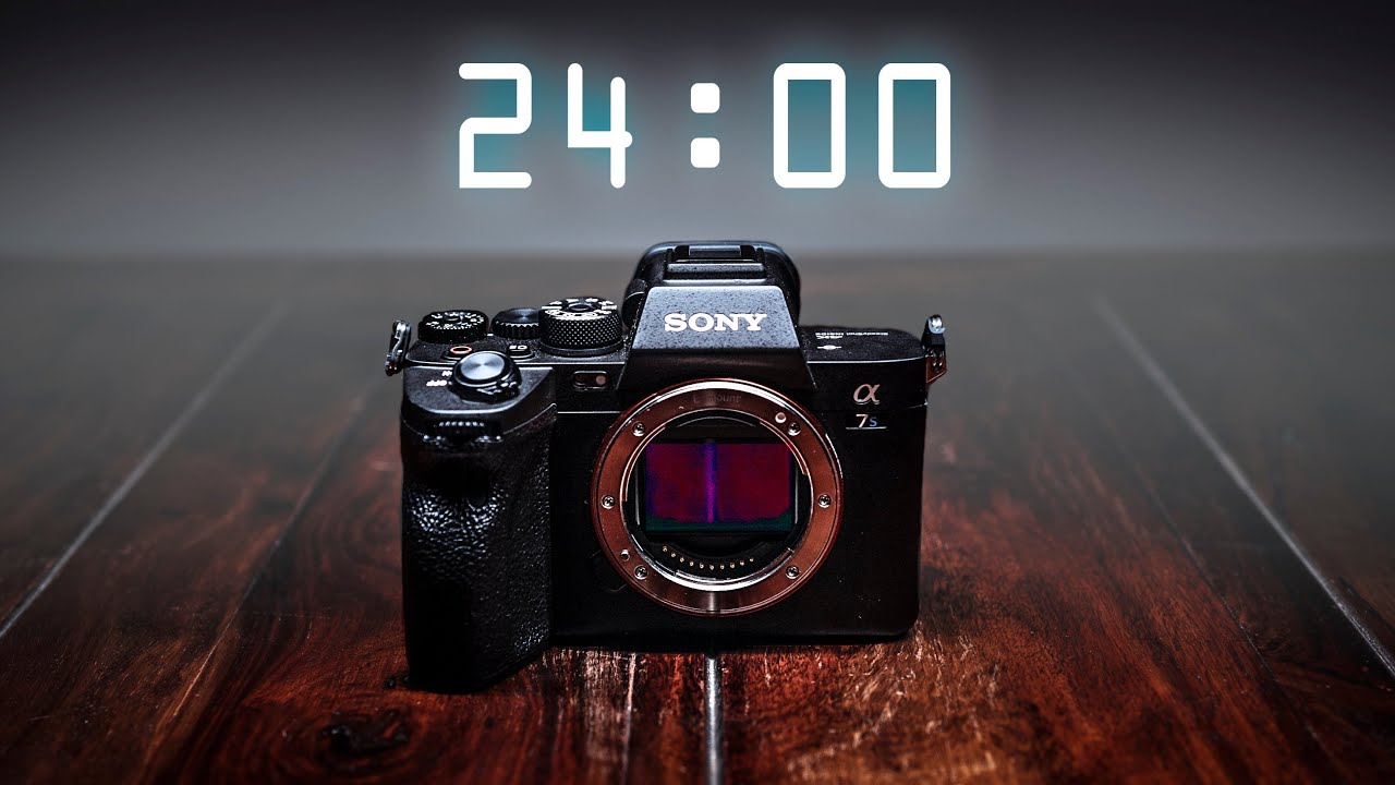 24 HOURS WITH THE SONY A7S III