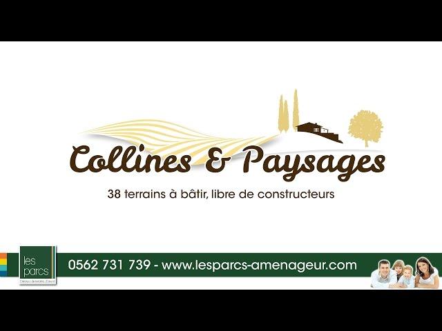 Collines et Paysages - Les Parcs <br/>1 vols, 1 montage cinematographique et montage avec présentation animée: 2 100€ ht <br/>
