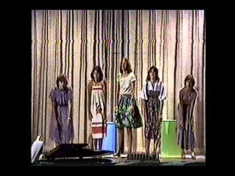 Pcs Parents Cooperative School Jeddah Saudi Arabia Kaleidoscope 1981 Youtube