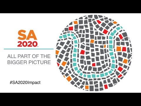 SA2020 Impact:  All Part of the Bigger Picture