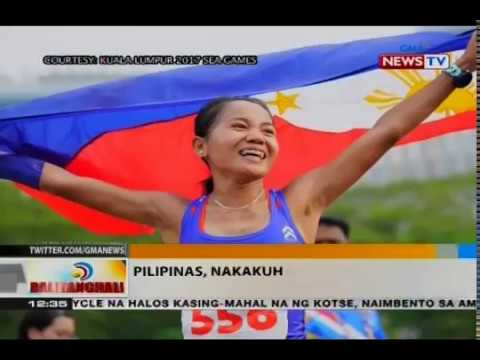 BT: Pilipinas, nakakuha na ng 1 gold, 1 silver at 2 bronze medal