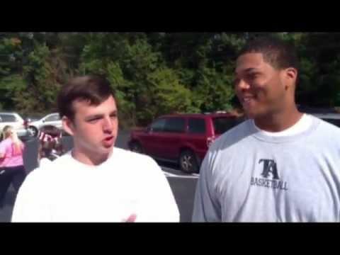 Tuscaloosa Academy Football Homecoming Video (2012)