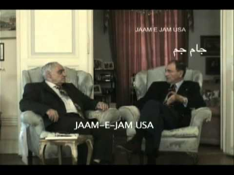 Secrets of the Iranian revolution : Interview with Ardeshir Zahedi, Switzerland, July 2004