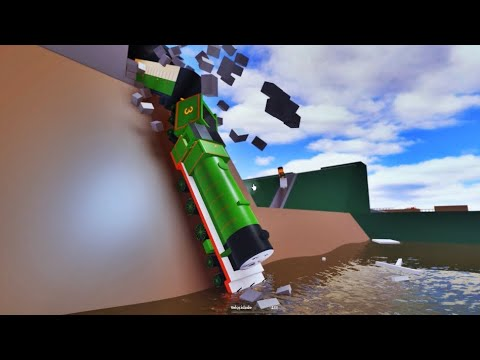 Download THOMAS AND FRIENDS Driving Fails Compilation ACCIDENT 2021 WILL HAPPEN 35 Thomas Tank Engine