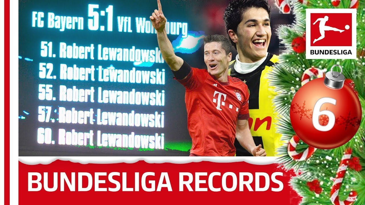 Top 10 Greatest Bundesliga Records of All Time - Bundesliga 2018 ...