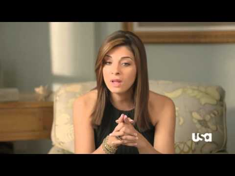 Necessary Roughness's Callie Thorne for RAINN