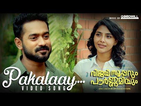 Vijay Superum Pournamiyum Video Song   Pakalaay   Asif Ali   Aishwarya Lekshmi   Jis Joy Mp3