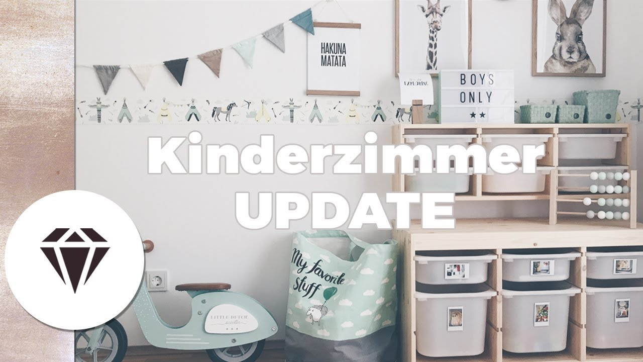 kinderzimmer update neue einrichtung ideen i rund um s kind by nela lee youtube. Black Bedroom Furniture Sets. Home Design Ideas