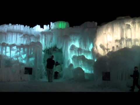 Ice Castles at Silverthorne, Colorado March 2012