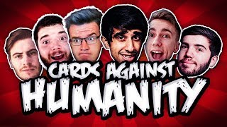 NEW FACES! - CARDS AGAINST HUMANITY