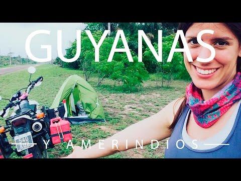 E1/V56/#4 Cruzando Guyanas y los amerindios