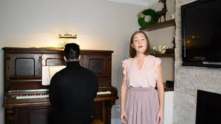 """""""Deh vieni, non tardar"""" (Le Nozze di Figaro) W.A. Mozart - Anna Wojcik"""