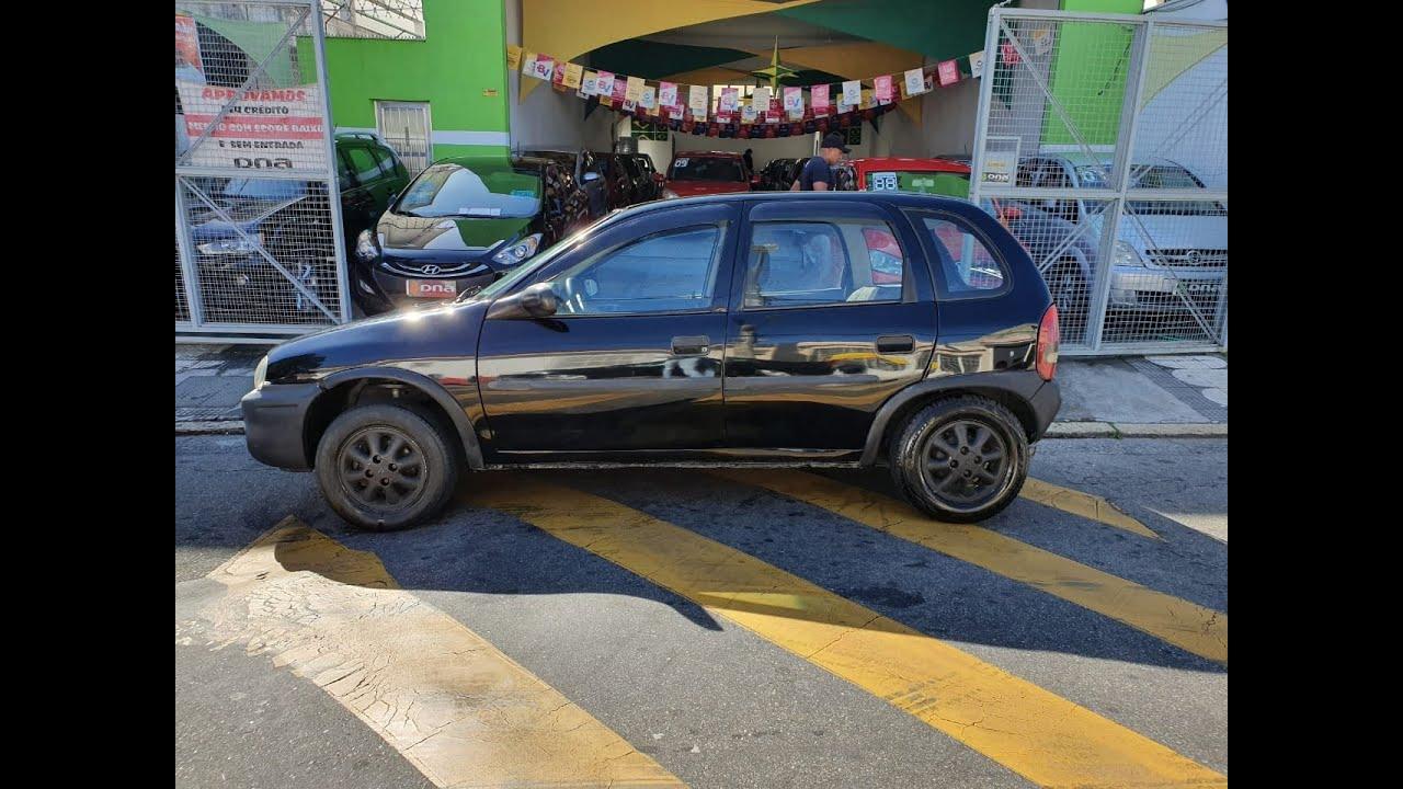 GM/ CORSA SUPER 1.0 BÁSICO 1997 TEM SCORE BAIXO LIGA AGORA!!!