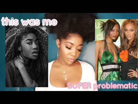Former MODEL Reacts To: ANTM Dani & Tyra Banks Clip + Modeling Professionally In The Early 2000's