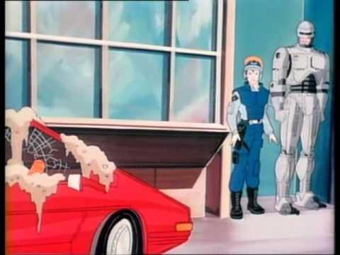 Robocop Desenho Ep 05 A Irmandade Youtube