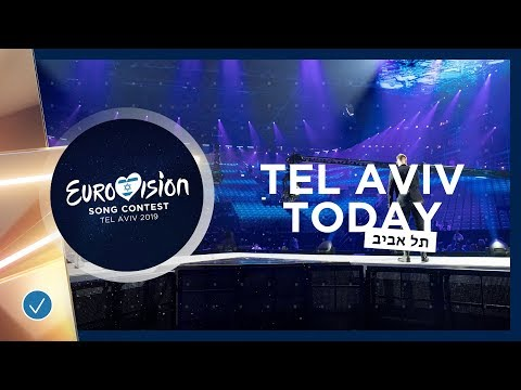 TEL AVIV TODAY - 11 MAY 2019 - All Semi-Finalists have now completed their second rehearsals!