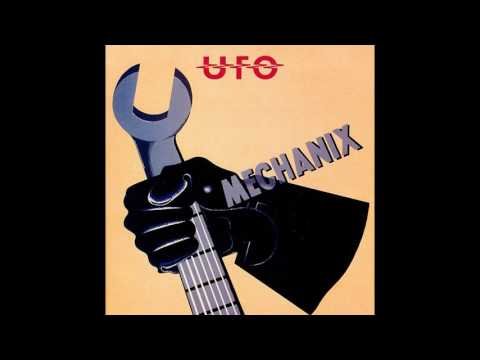 UFO - Mechanix [1982 full album]