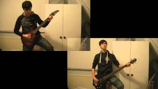 Abandon All Ships - Take One Last Breath (Guitar + Bass Cover)