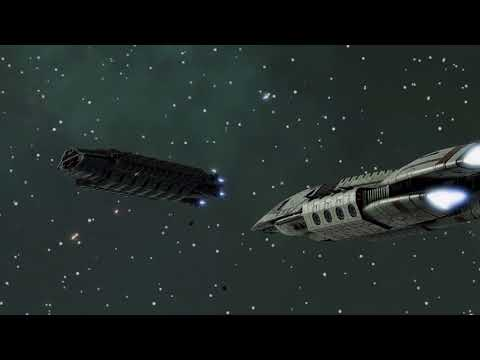Battlestar Galactica Deadlock - They made me work for this one... |