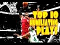 NBA Top 10 Humiliating Plays of All Time